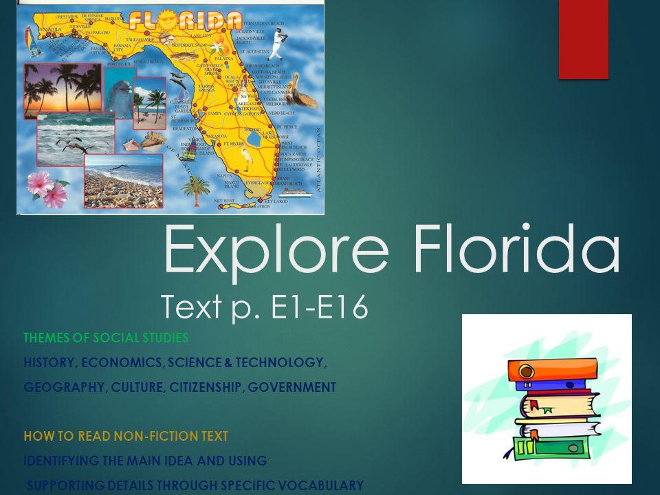 Explore Florida Text p.
