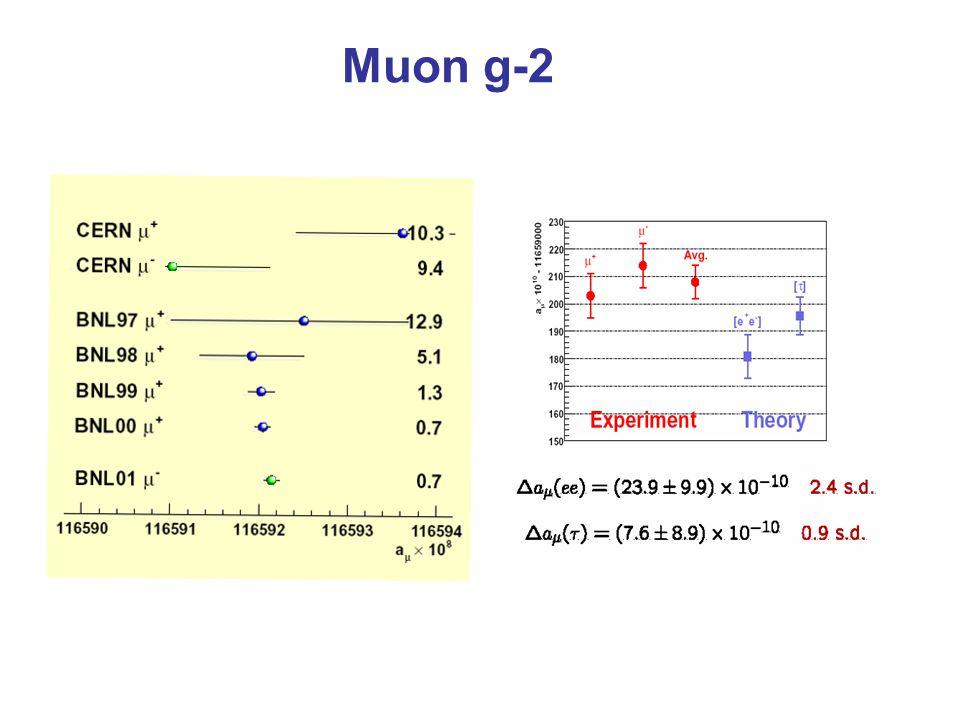 Muon g-2