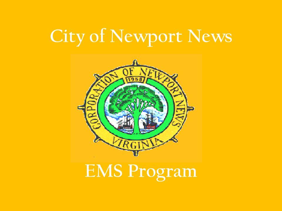 City of Newport News EMS Program