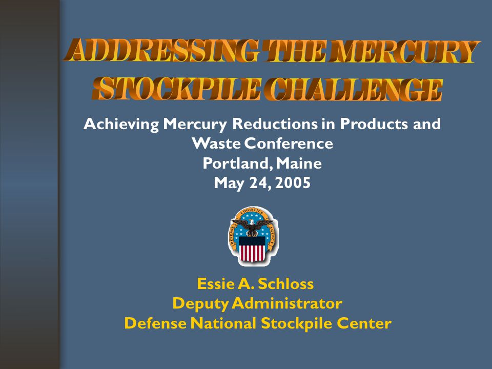 Mercury Pricing (continued) In 1982 constant-dollar terms, the constant dollar price of mercury decreased from approximately $1,780 per flask in 1965 to approximately $122/flask in 2002, representing a real price decrease of almost 93 percent.