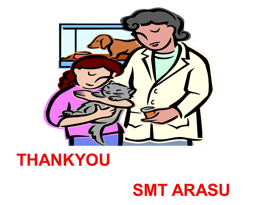 THANKYOU SMT ARASU