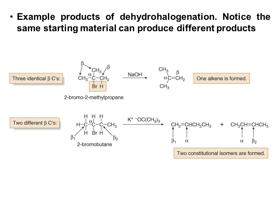 The dehydrohalogenation of (CH 3 ) 3 CCI with H 2 O to form (CH 3 ) 2 C=CH 2 follows an E1 mechanism with first-order kinetics: The E1 reaction,…remember your lab experiment.