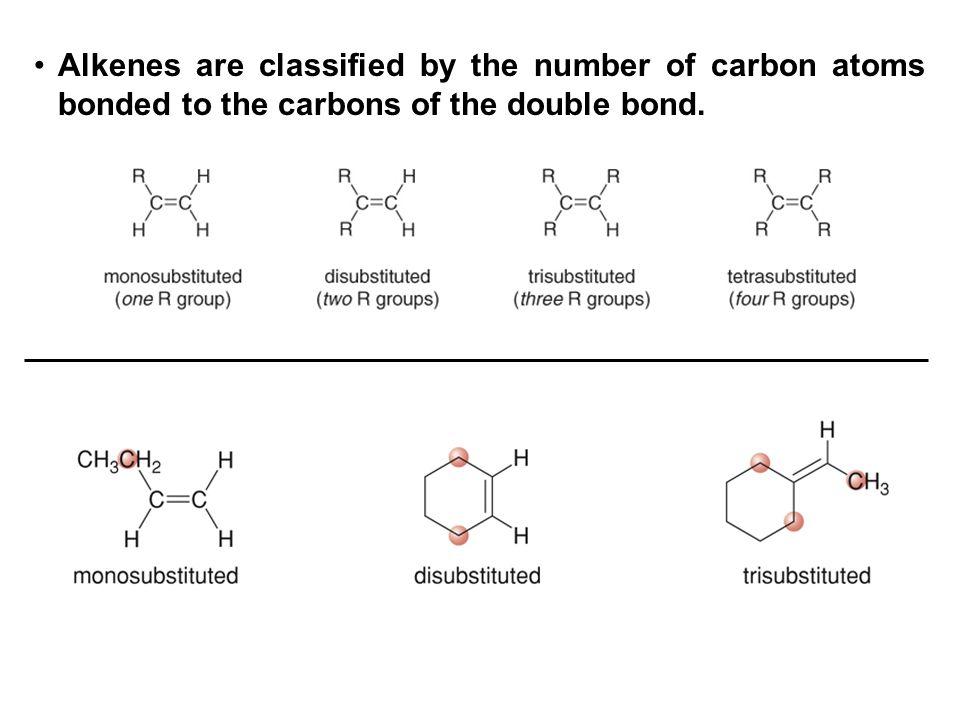Free Rotation around sigma (single) bonds Pi bonds are not free to rotate
