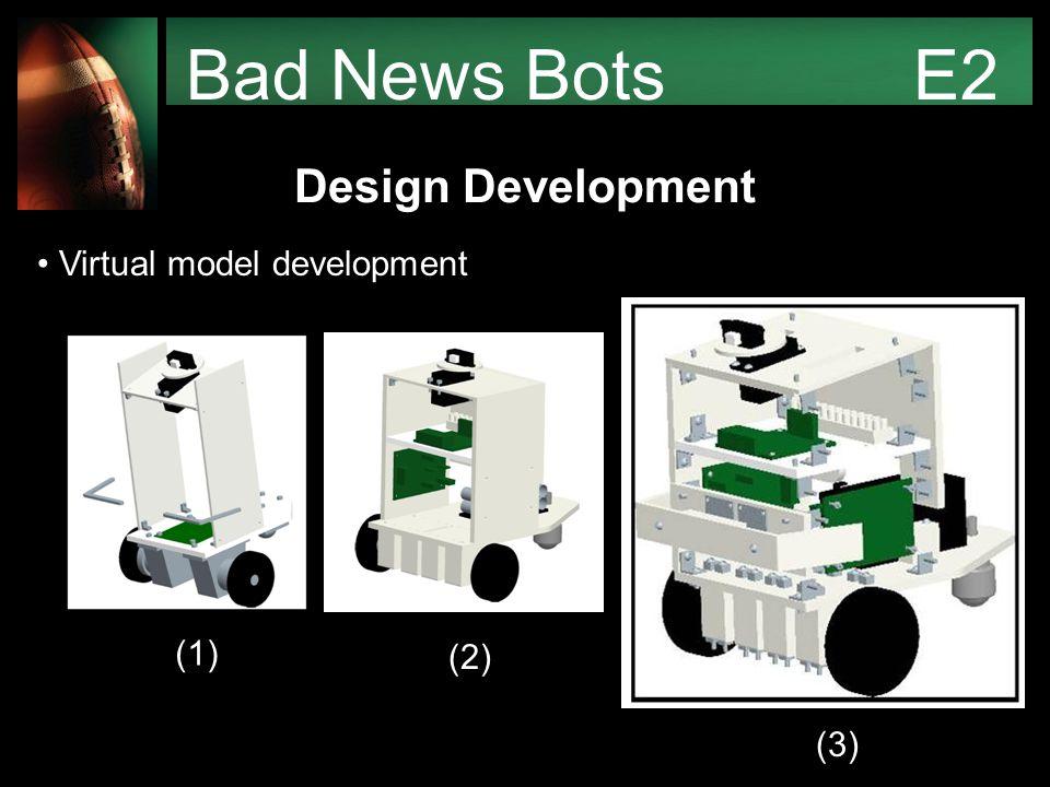 Bad News Bots E2 Design Development Virtual model development (1) (2) (3)