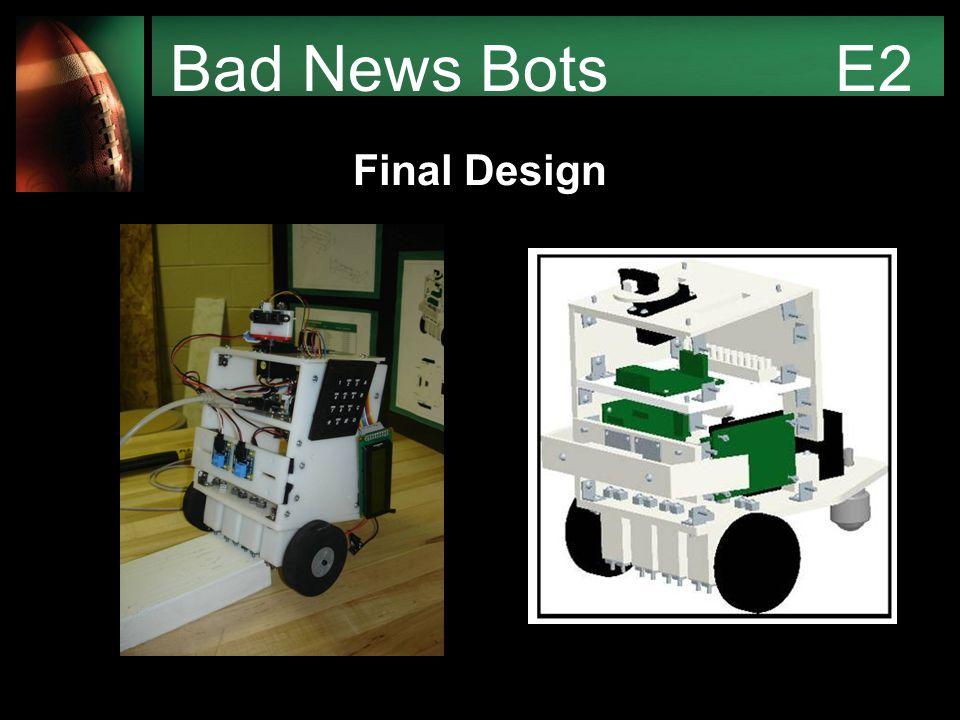 Bad News Bots E2 Final Design