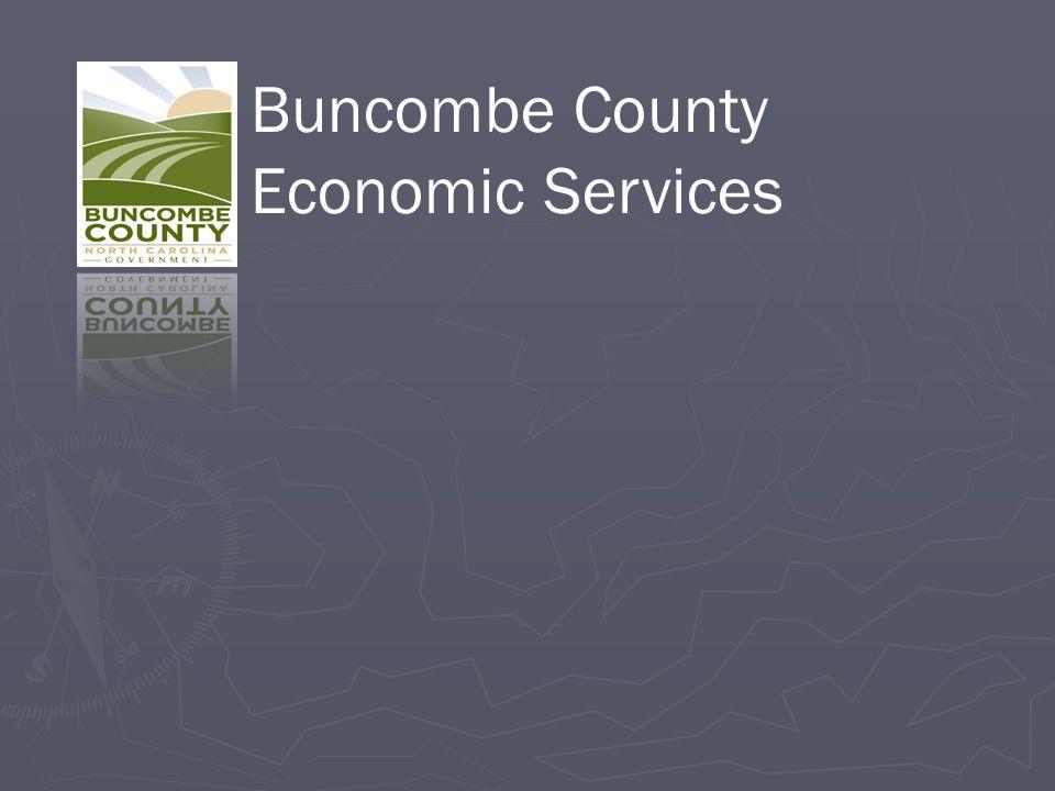 Buncombe County Economic Services
