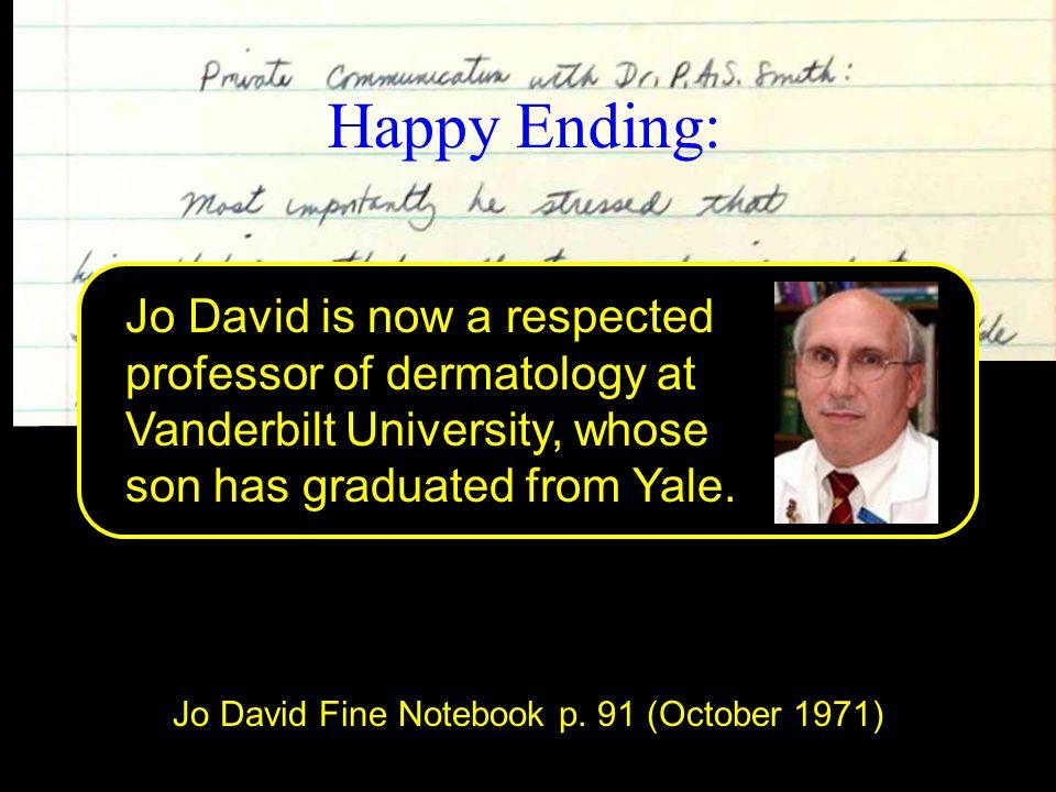 Jo David Fine Jo David Fine Notebook p.
