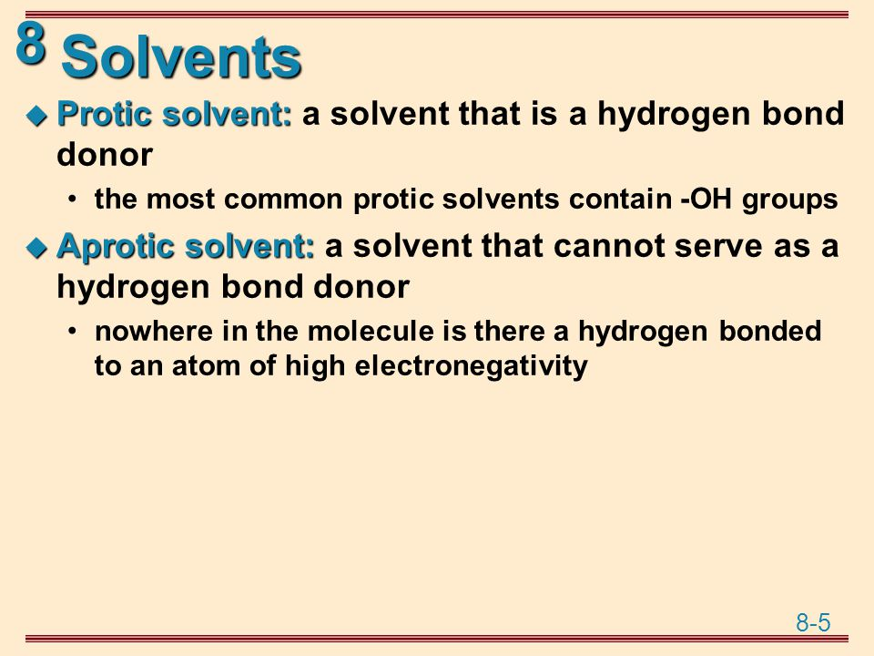8-86 8 Prob 8.31 Propose a mechanism for the formation of the products of this solvolysis reaction.