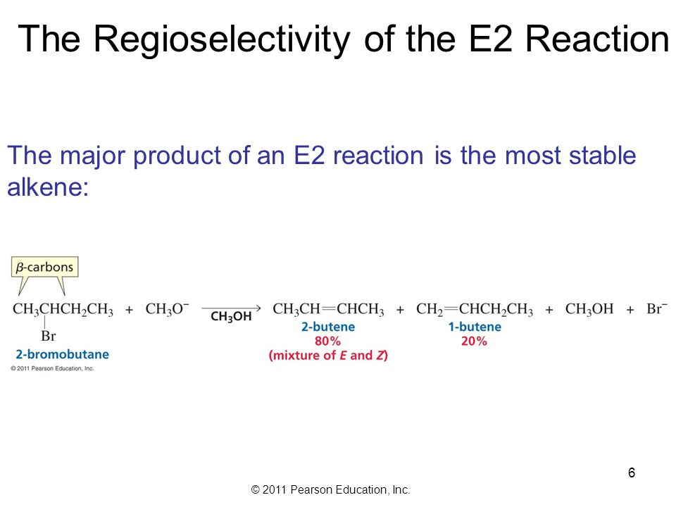 © 2011 Pearson Education, Inc. Synthesis Example 56
