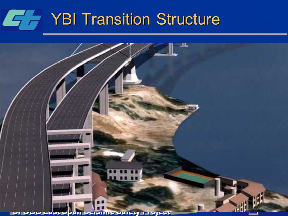 SFOBB East Span Seismic Safety Project YBI Transition Structure