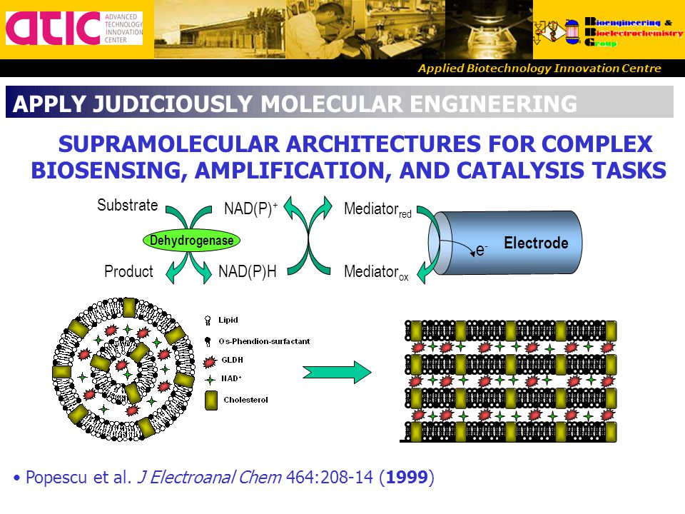 Applied Biotechnology Innovation Centre CONTACT AND CONTACT-LESS SPOTTING WELL DEVELOPED FOR 100+ mm RESOLUTION BIOMOLECULE PHOTOLITHOGRAPHY FOR HIGH DENSITY APPLICATIONS BUT WHAT ABOUT PATTERNING.