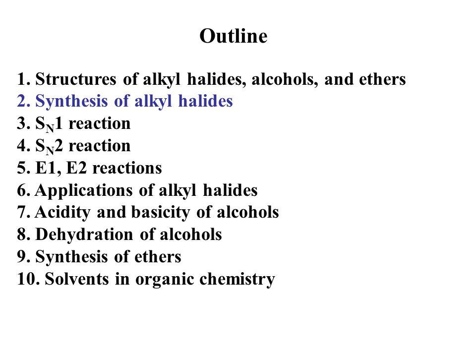 1.Addition of Hal 2 or HHal to alkenes (see unit Alkenes ) 2.
