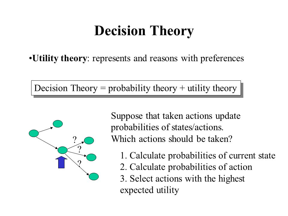 Probability Distribution The events E 1, E 2, …, E k must meet the following conditions: One always occur No two can occur at the same time The probabilities p 1, …, p n are numbers associated with these events, such that 0  p i  1 and p 1 + … + p n = 1 A probability distribution assigns probabilities to events such that the two properties above holds
