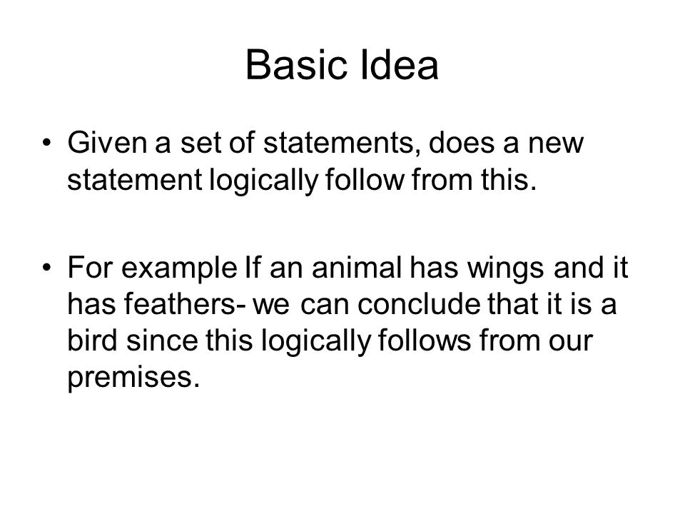 Set of Clauses Clause 1:Not(Hairy(X))  Dog(X).Clause 2:Hairy(Y).