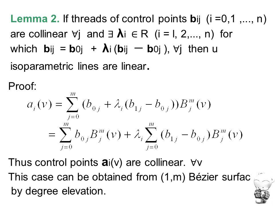 Lemma 2.