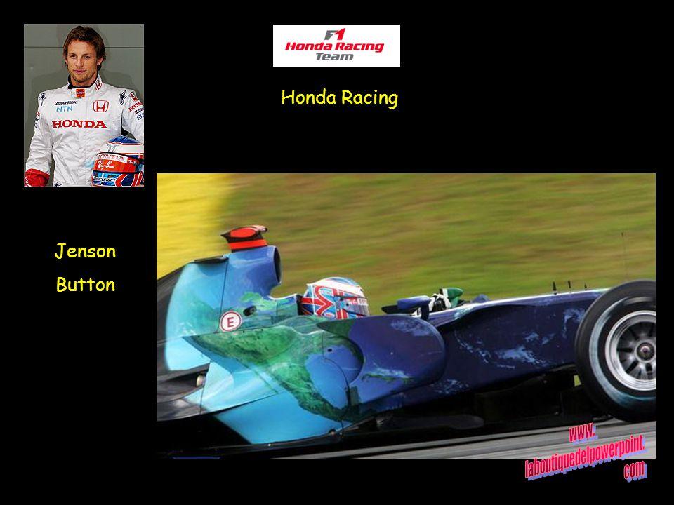 Honda Racing Jenson Button