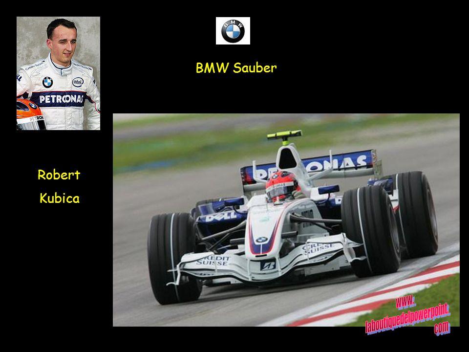BMW Sauber Robert Kubica