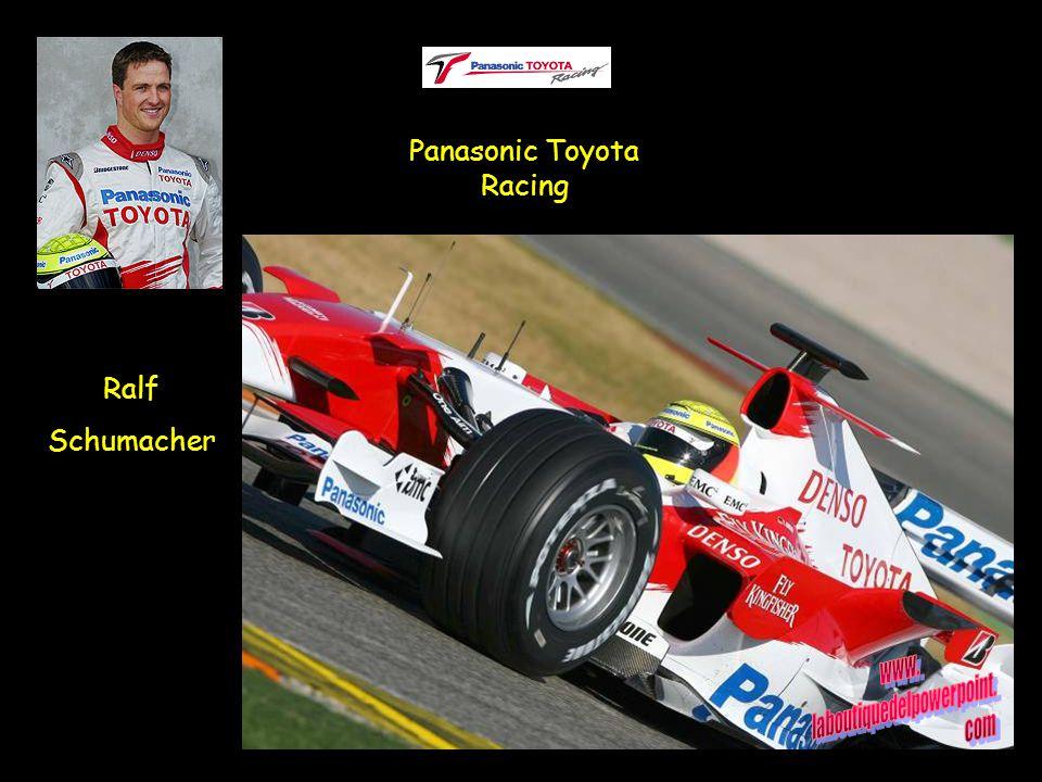 Panasonic Toyota Racing Ralf Schumacher