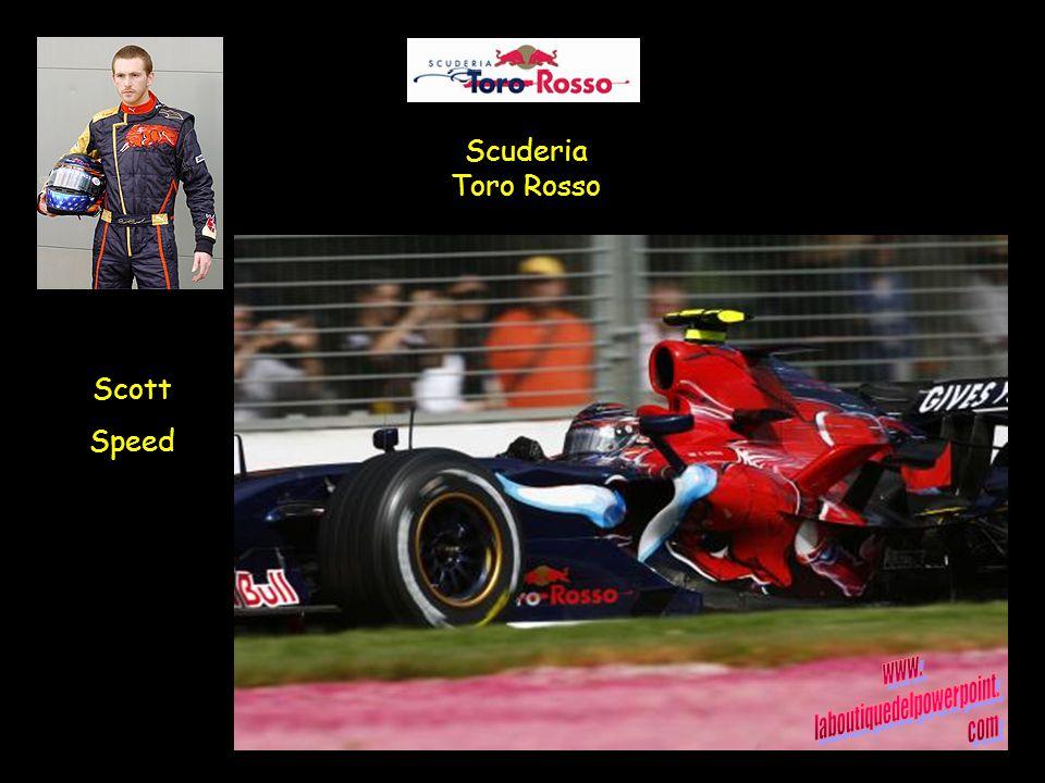 Scott Speed Scuderia Toro Rosso