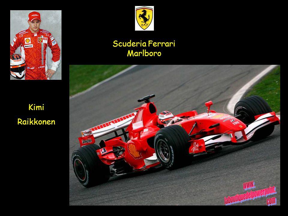 Scuderia Ferrari Marlboro Kimi Raikkonen
