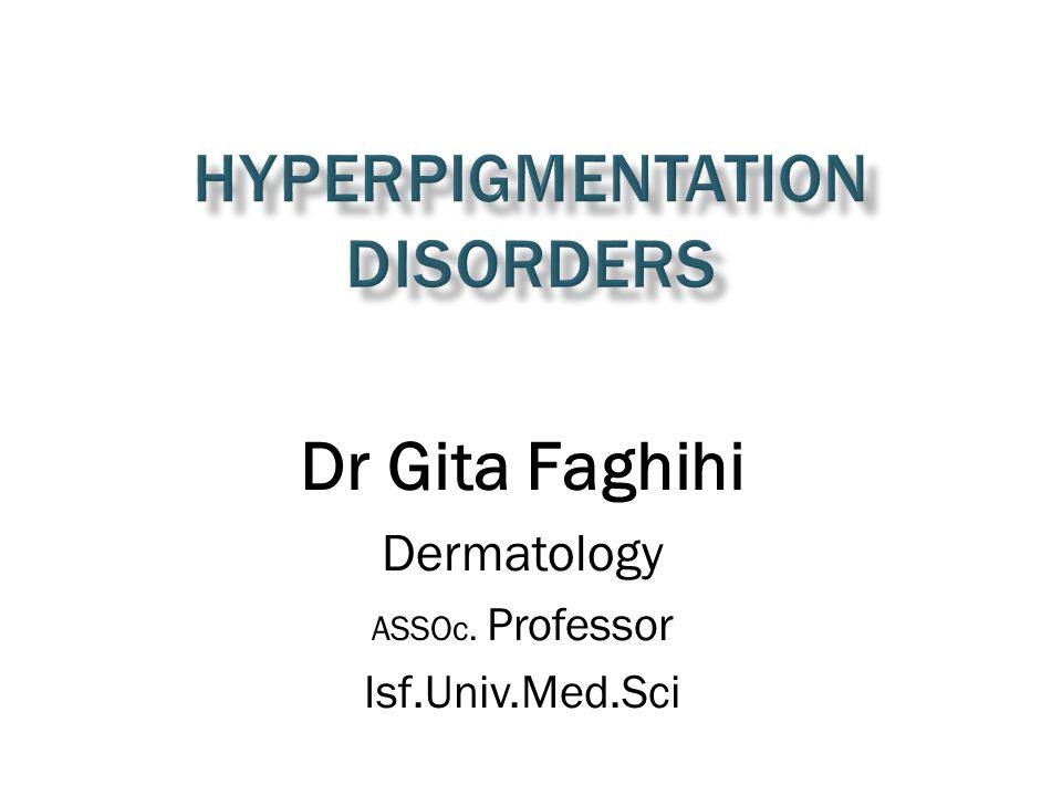 Dr Gita Faghihi Dermatology ASSOc. Professor Isf.Univ.Med.Sci