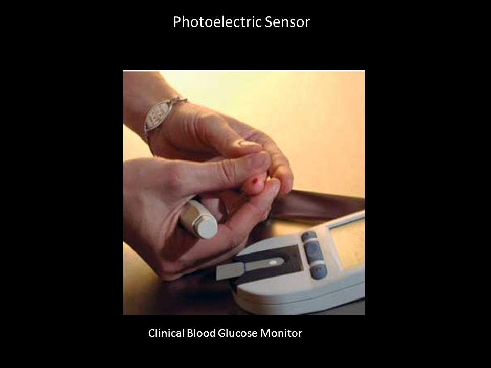 Clinical Blood Glucose Monitor Photoelectric Sensor