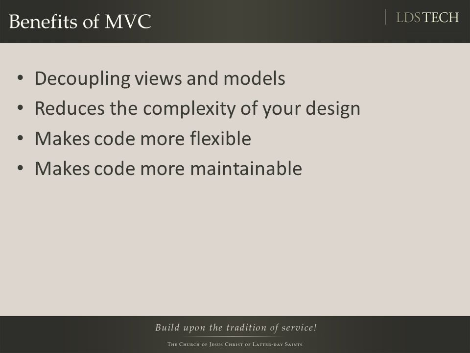 What is Spring MVC.
