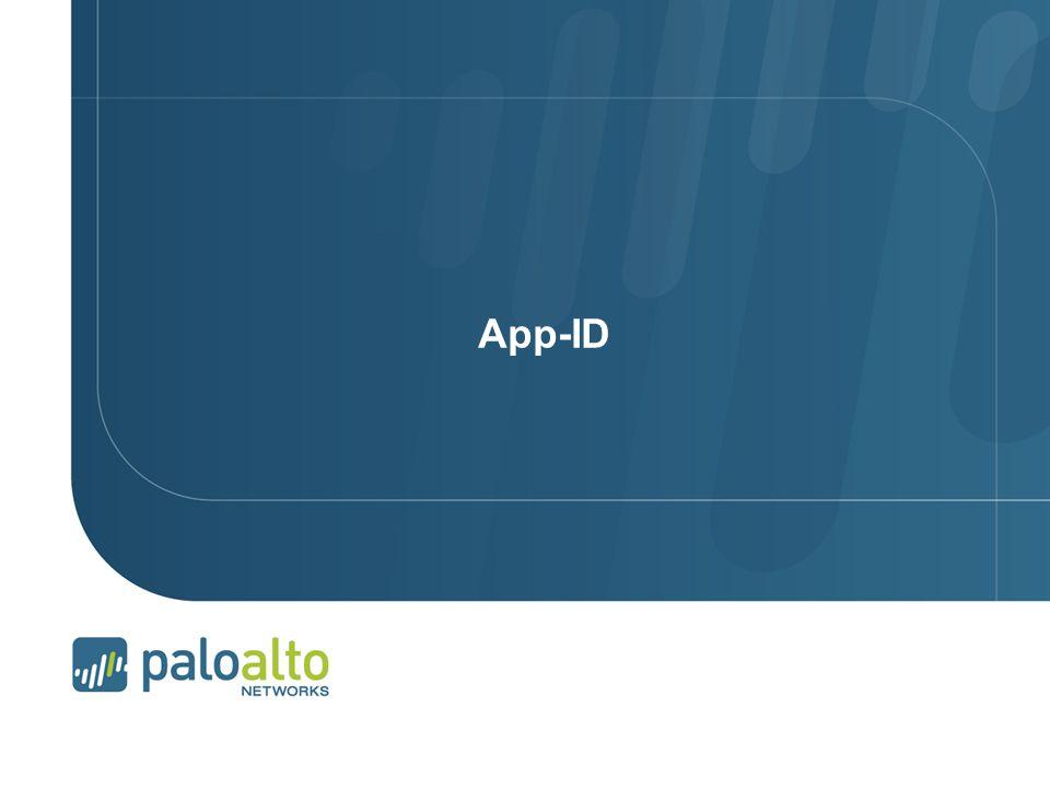 © 2009 Palo Alto Networks. Proprietary and Confidential Page 29 | © 2007 Palo Alto Networks.