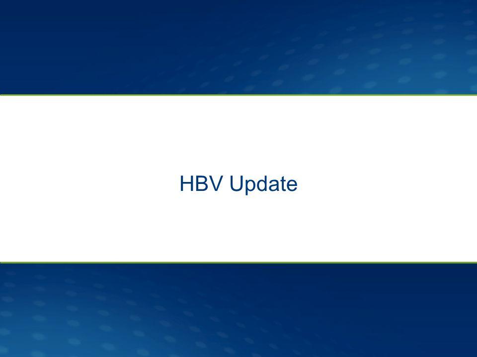 HBV Update