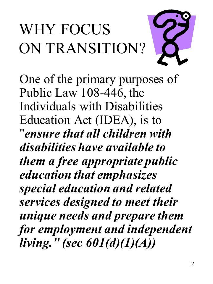 3 Transition IDEA 2004.P.L.