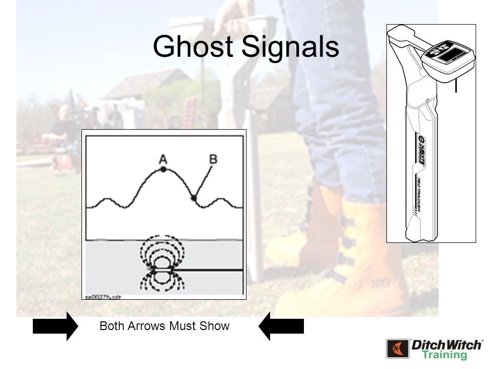 Ghost Signals Both Arrows Must Show