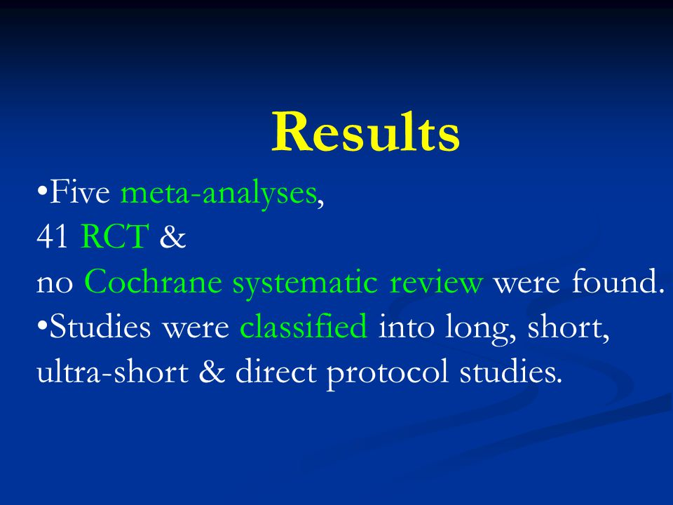 LPS in the long protocol using P, HCG or P plus HCG or E was analyzed.