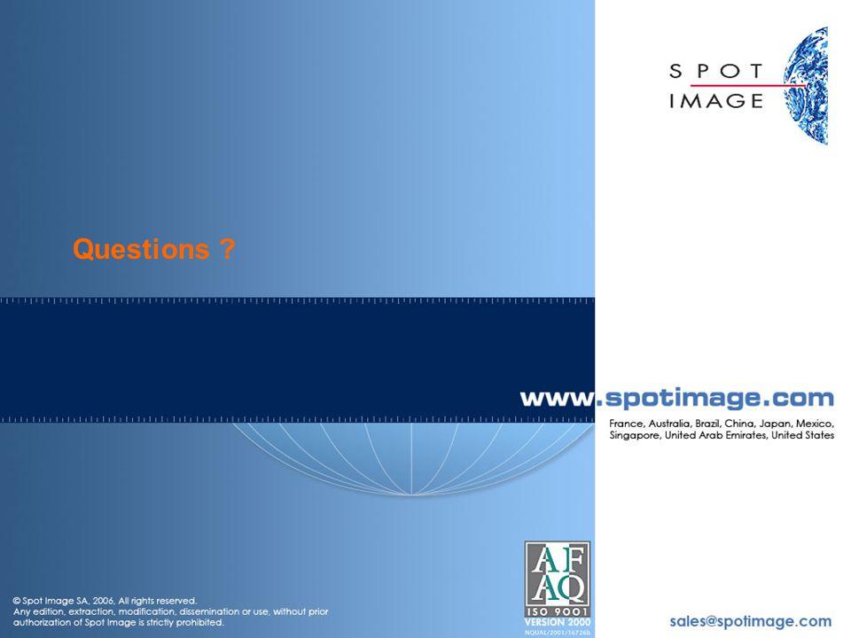© Spot Image 2006 44 Questions