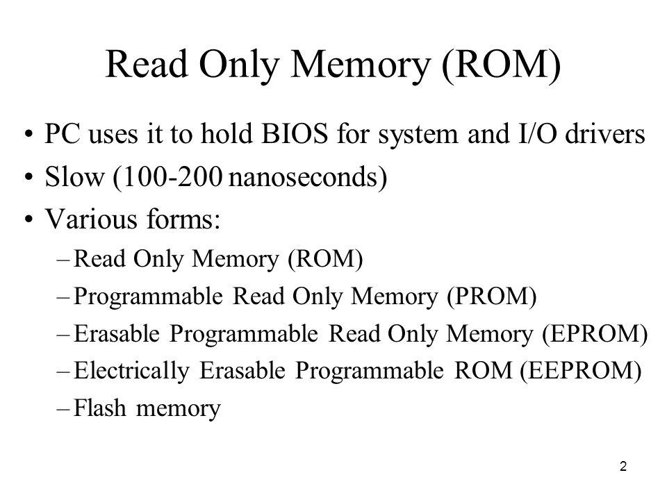 13 Partial Address Decoding CPU M0 4K x 8 M1 4K x 8 D 0 -D 7 R/W* A 23 A 12 A 00 A 01 A 11..