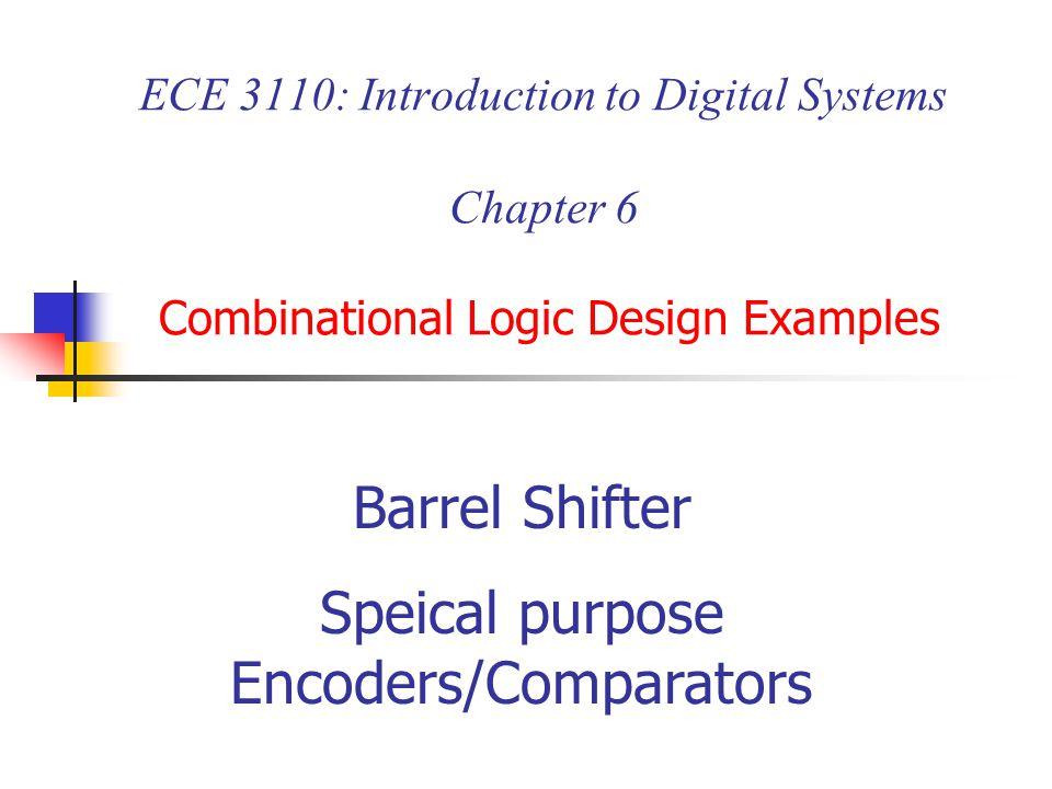 Single-priority encoder 0100100101001001