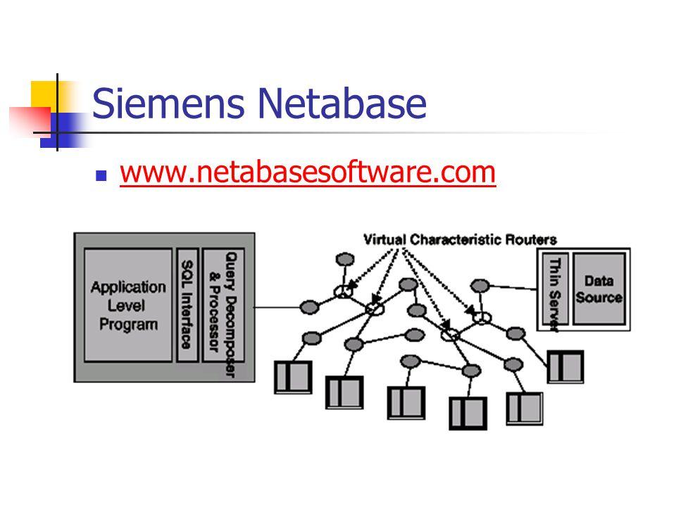 Siemens Netabase www.netabasesoftware.com