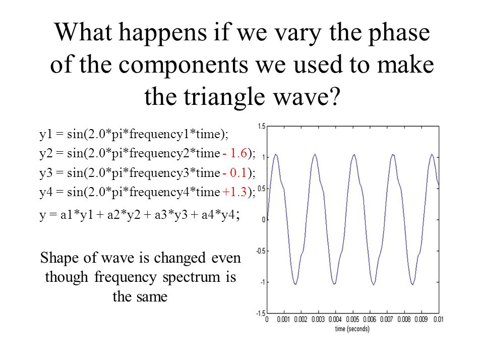 Sine wave period amplitude phase