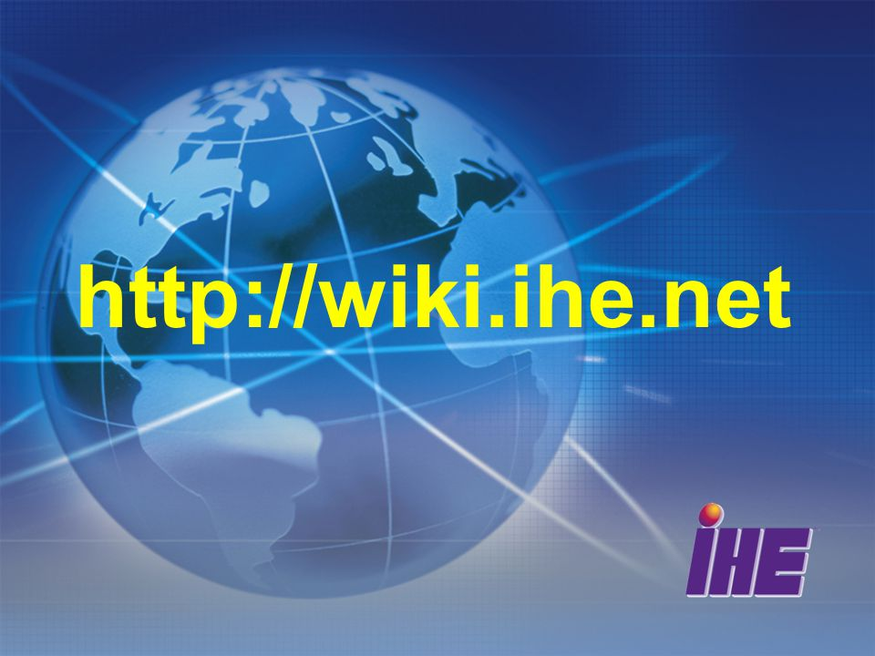 http://wiki.ihe.net