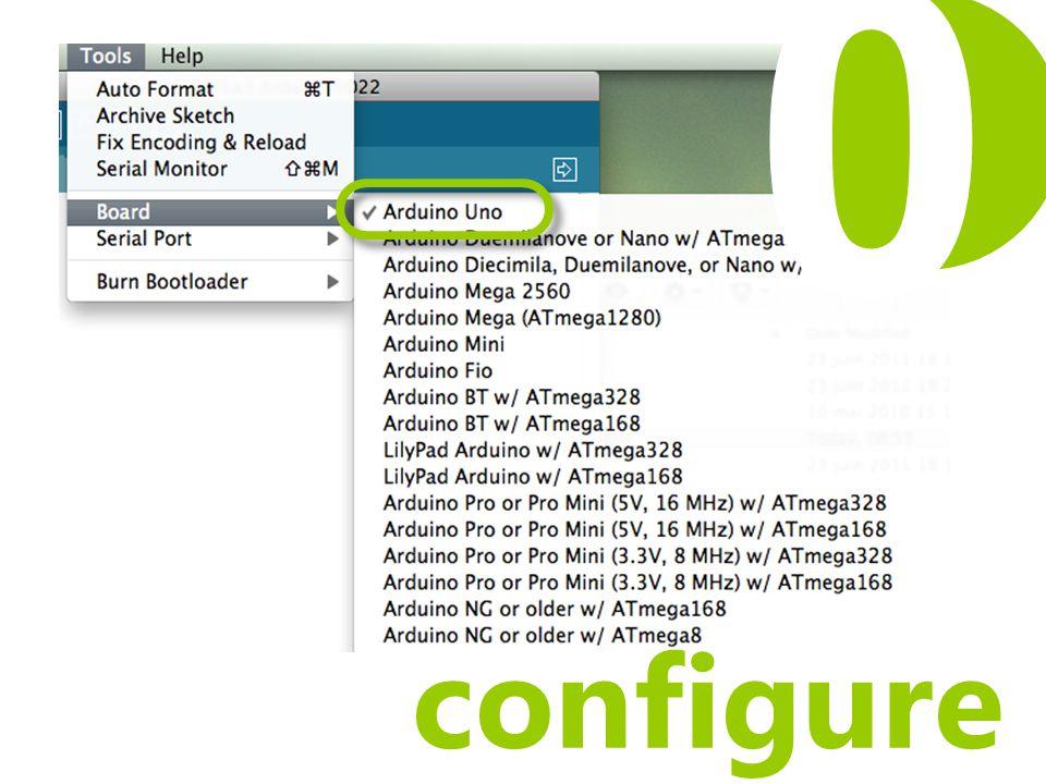 configure 0