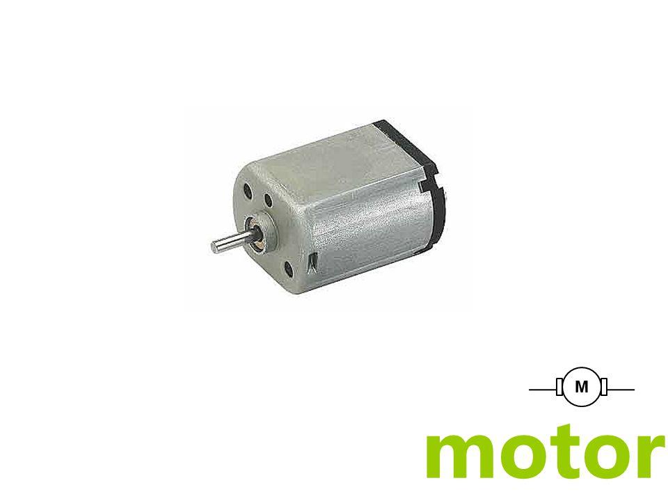 motor M
