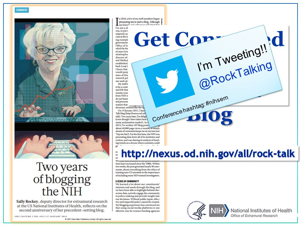 Get Connected to the Rock Talk Blog Get Connected to the Rock Talk Blog 90 I'm Tweeting!.