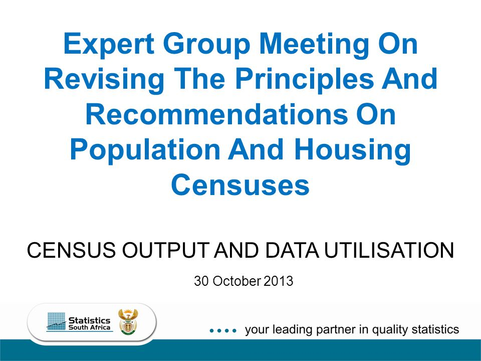 Basic Information (Demographics) Institutional services –Source of water –Toilet facilities –Source of energy Institutional questionnaire (C)
