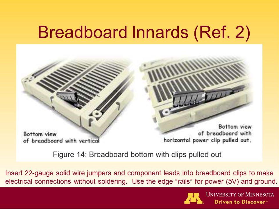 Breadboard Innards (Ref.