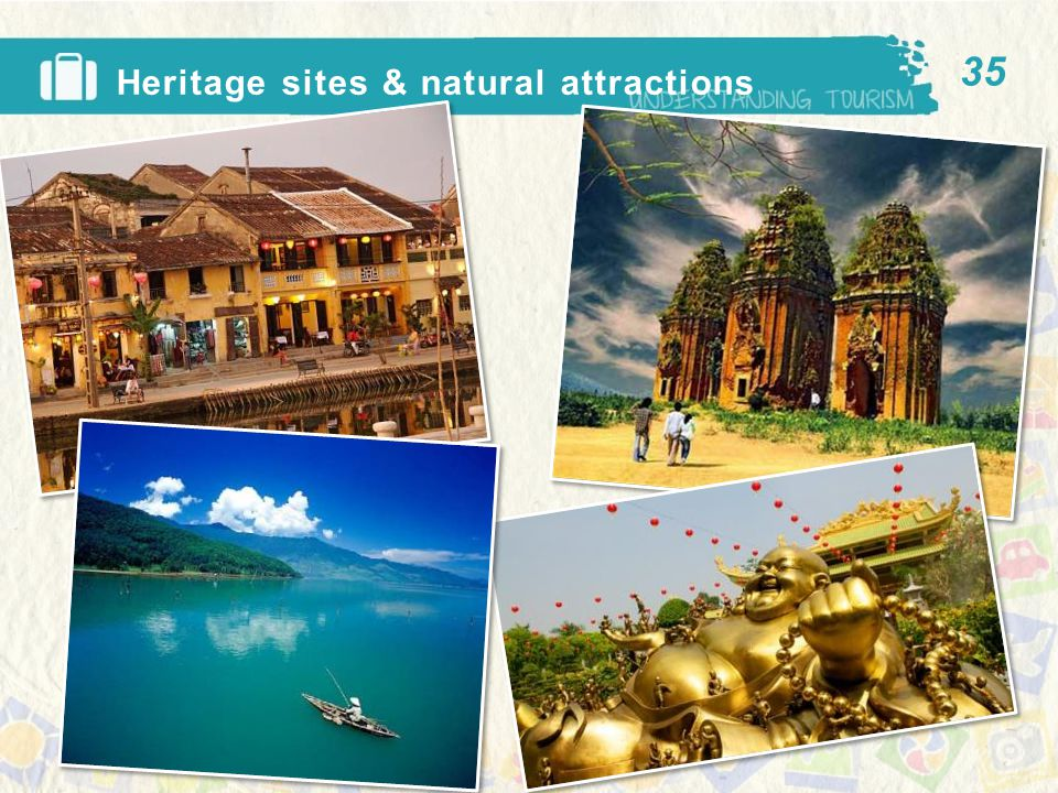 Heritage sites & natural attractions 35