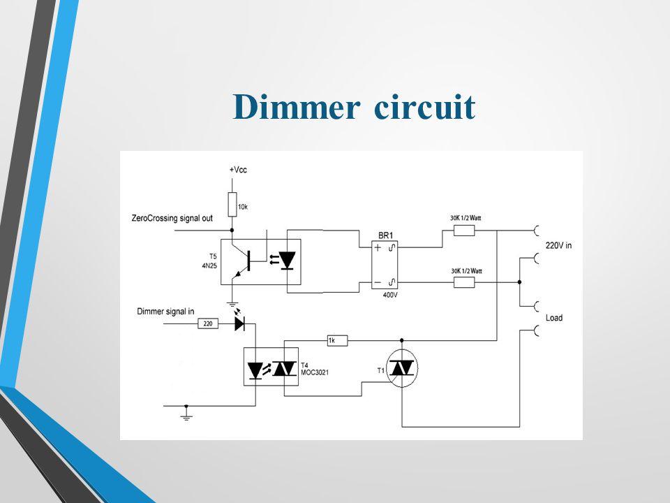 Dimmer circuit