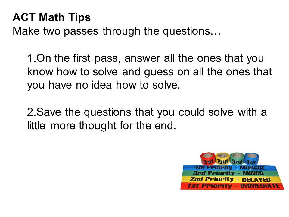 Example : 15.