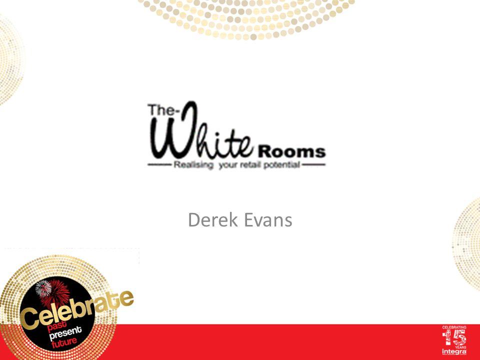 Insert Title Derek Evans