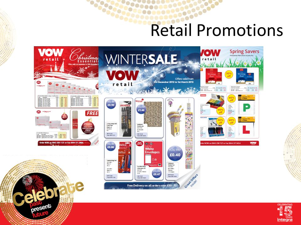 Retail Promotions