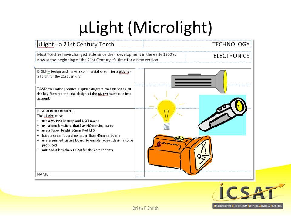 μLight (Microlight) Brian P Smith