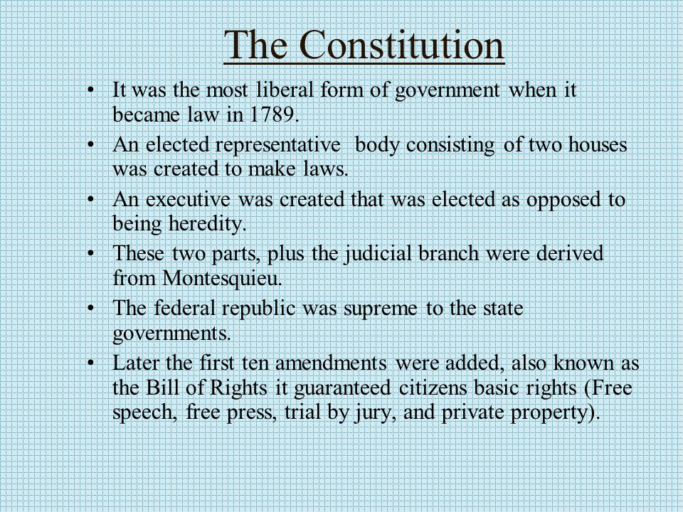 Articles of Confederation The national document set up to run the country was too weak to govern the nation effectively.